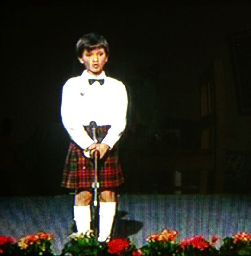 a young national Mod 
